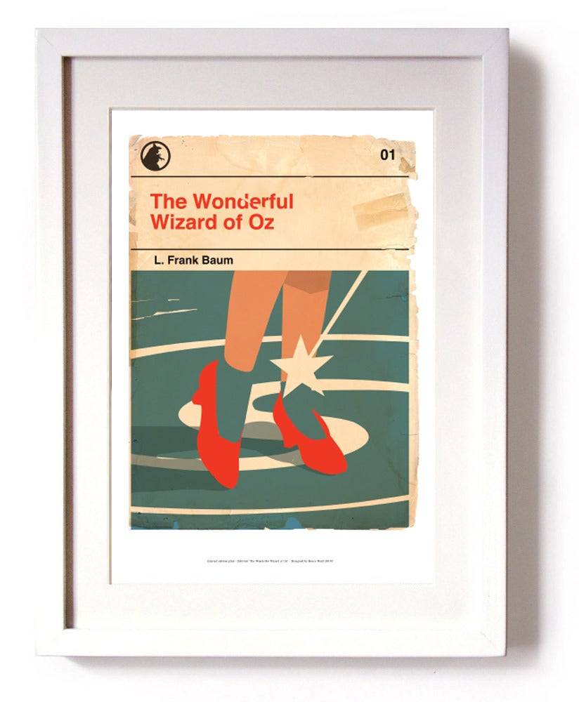 The Wonderful Wizard of Oz - Limited Edition Signed Print (unframed ...