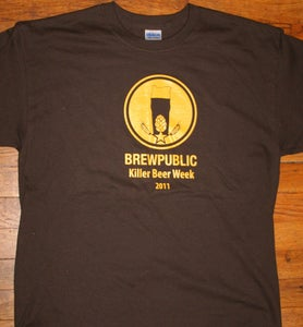 Image of Killer Beer Week 2011 T-Shirt