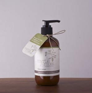 Image of Body Lotion - Bergamot Rind, Tangerine & Geranium Leaf - 250ml