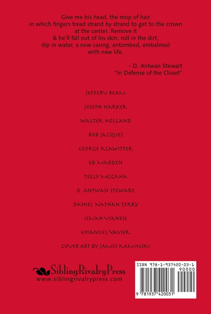 Image of Assaracus: A Journal of Gay Poetry/Issue 4 (Holland, Terry, Xavier)