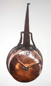 Image of Copper skillet small