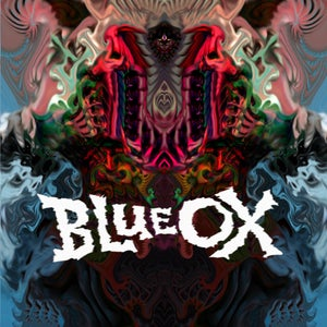 Image of Blue Ox - Stray Dogs On Pity Party Island CD