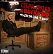 Image of Celph Titled + Buckwild - Nineteen Ninety Now CD