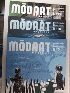Image of Modart Magazines #9 - #11