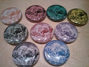 Image of Buffalo Season Buttons