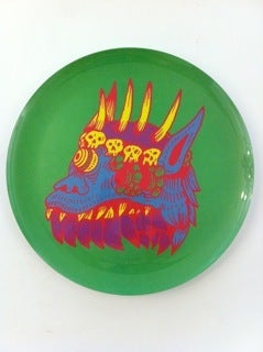 Image of sunday morning design/dylan martorell artist plate monster