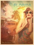 Image of The Sunshine State | Travel Posters