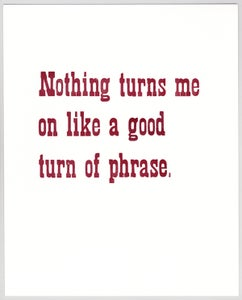 Image of Good Turn (print)