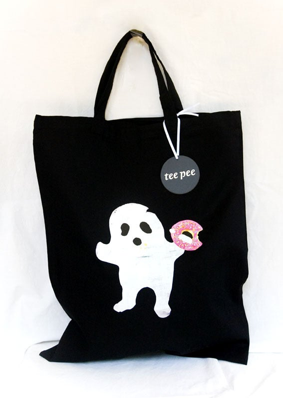 Image of Ghost Donut Bag