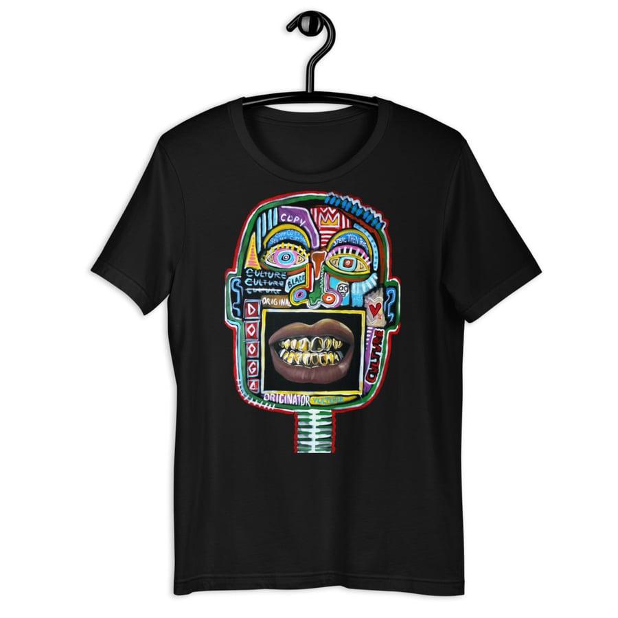 Image of Short-Sleeve Unisex T-Shirt - Culture