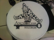 Image of NEW!!! Anchorless Records SlipMat