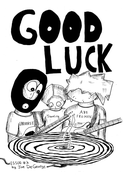 Image of Good Luck: Issue # 2 (comic book)