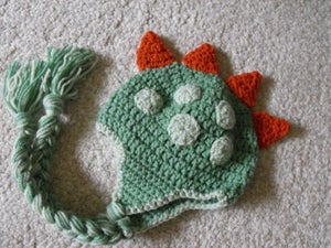 Image of BOYS DINOSAUR HAT IS DINO-MITE! Prices starting at $25