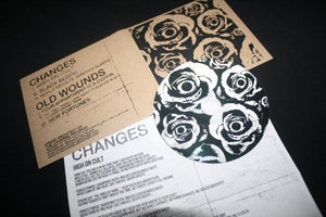 Image of Changes/Old Wounds Split CD/EP