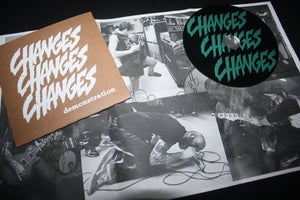 "Image of Changes. ""Demonstration"" CD/EP."
