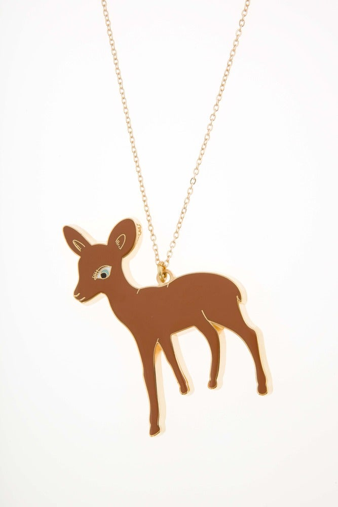 Big Bambi Necklace