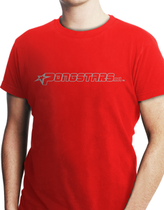 Image of Pongstars.net Men's Tees