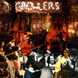 """Image of The Growlers """"Are You In Or Out?"""" Vinyl LP"""
