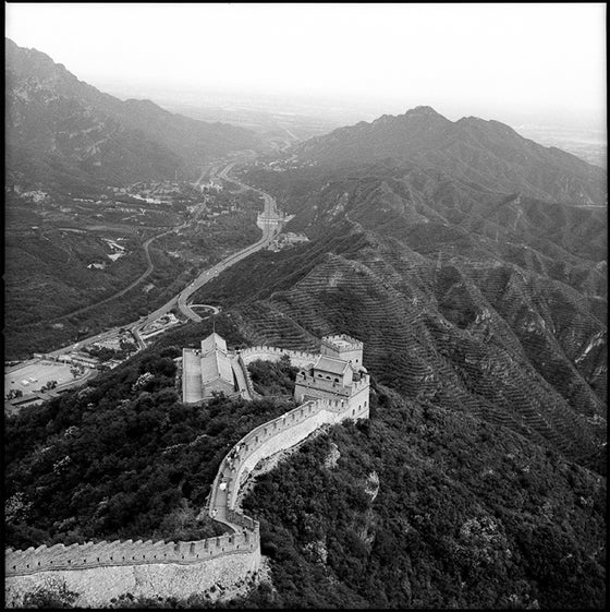 Image of GREAT WALL - 20 x 20