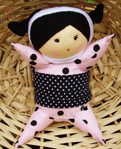 Image of Handmade Kimmy The Sarubobo Baby