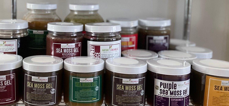 Image of 16oz Sea Moss Blends (case of 12 jars Minimum)