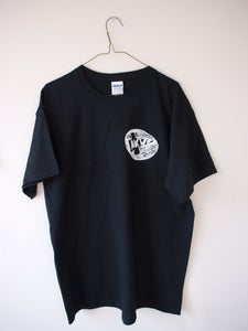 Image of Black Sketch Logo Shirt