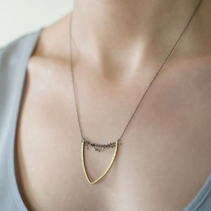 Image of Arrow Necklace