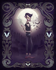 Image of Hipster Horrors - Victor the Vampire