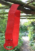 Image of 50's Polka Dot waist belt