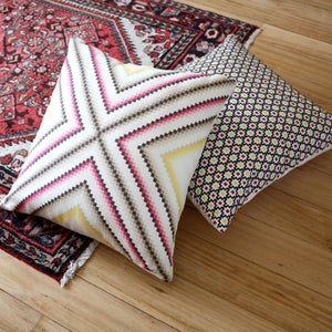 Image of Tunis Linen Cushion Cover 45 x 45 cm (18 inch)