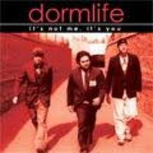 """Image of Dormlife """"It's Not Me, It's You"""" CD"""
