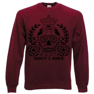 Image of CANDY SKULL CREW NECK
