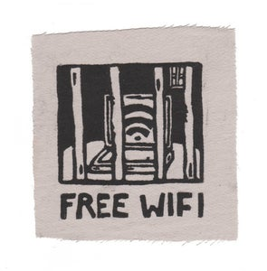 Image of Free Wifi Patch
