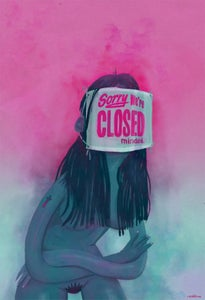 Image of Sorry We're Closed Minded