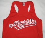 Image of Flygirl Tee Red Singlet