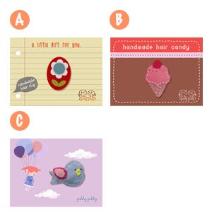 Image of gift cards #4