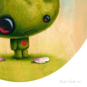 "Image of ""Mono No Aware"" giclee print"