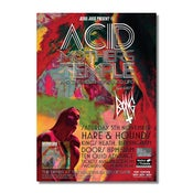 Image of ACID MOTHERS TEMPLE & BONG Birmingham Gig Poster #2 (A3)