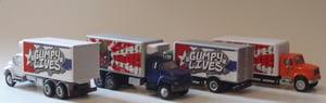 Image of T.Y.O Toys Gumpy Guerilla truck (D-Con 2011 exclusive)
