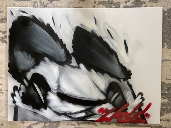 Image of Quick Strikes- 24 x 30 canvass hits