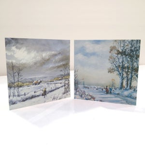 Image of Christmas Cards - Pack of Two