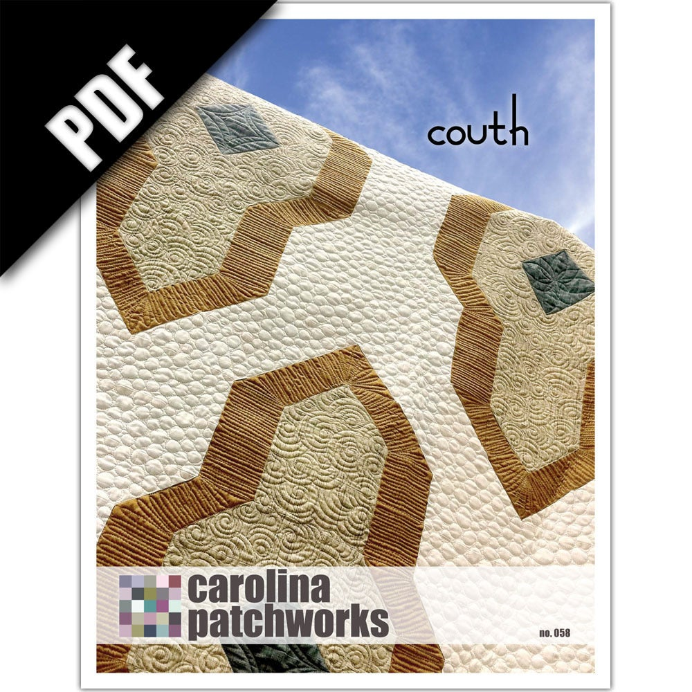 Image of No. 058 -- Couth {PDF Version}