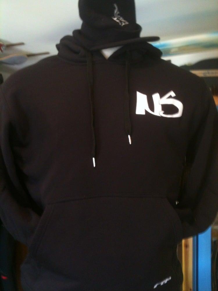 Image of NS Team Hooded Sweatshirt