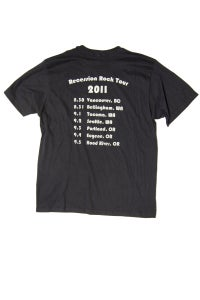 "Image of Limited Edition ""Recession Rock Tour"" Tee"