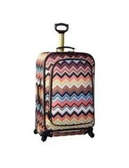 Image of Rare Collectible Missoni Suitcase