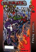 Image of Utimate Spiderman Comic by Wilco Gains