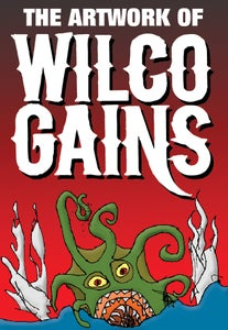 Image of The Artwork of Wilco Gains