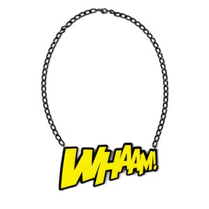 Image of WHAAM! Necklace