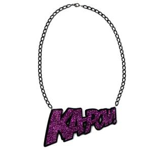 Image of KAPOW! Necklace