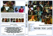 "Image of ""Never Too Late"" DVD"